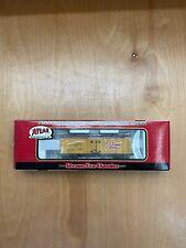 Ho Scale Atlas Wood Reefer Car Quaker City 36' #729 New Open Box