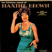 Maxine Brown - The Fabulous Sound Of (Vinyl LP - 1963 - US - Original)