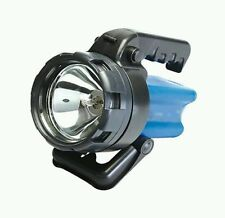 New 6V Rechargeable High Power 1 Million Candle Power Spotlight Torch Flashlight