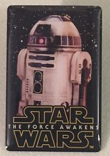 2015 New 25 x Pin of Star Wars The Force Awakens Limited Edition Bell R2-D2 RARE
