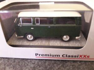 1/43 Premim Classixxs Volkswagen VW T2 a Bus L Raro (no Norev Minichamps) Ixo