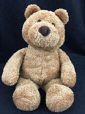 SAKS Department Store Bear Plush Brown 11 Inch Commonwealth Toy 2011