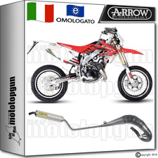 ARROW KIT COMPLETO HOM MINI-THUNDER TITANIO HM DERAPAGE 50 2012 12 2013 13
