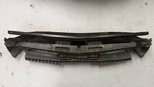 1984-1990; C4; Front Bumper Reinforcement Impact Bar, Absorber & Retainer; USED