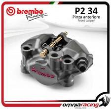 Brembo Racing XA88821 - Pinza Freno Radiale Monoblocco 60mm CNC P2 34 DX Moto3