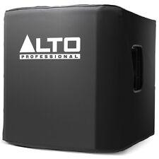 """Alto TS215S Padded Slip-On Speaker Cover for Alto TS215S 15"""" Active Subwoofer"""