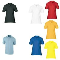 Mens Womens Kids Boys Girls 190 GSM Lighter Polo T Shirts All Colours & Sizes