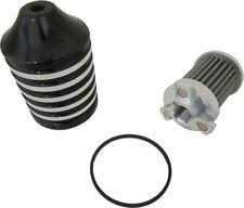 HardDrive Billet Reusable Oil Filter For Harley-Davidson Black EM-0017