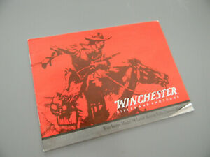 WINCHESTER MODEL 94 LEVER ACTION RIFLE OWNER'S MANUAL