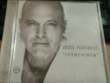 ALDO ROMANO - INTERVISTA - 2 CD SIGILLATO (SEALED)