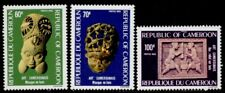 Cameroun 795-7 MNH Wood Sculptures