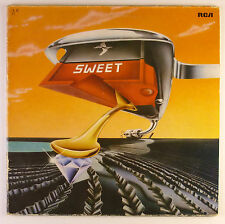"12"" LP - Sweet - Off The Record - B4427 - incl. Beiblatt   - washed & cleaned"