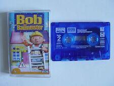 BOB DER BAUMEISTER - Bobs Rettung - MC Kassette EUROPA
