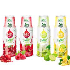 Getränkesirup  | Frucht-sirup | für Soda Maschine geeignet 4erPack(4x500ml)