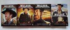 Walker Texas Ranger DVD Dall'Angelo (1993) stagioni dalla 1 alla 4
