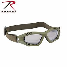 Rothco Olive Drab VenTec Tactical Goggles Anti-Scratch/Fog Lenses
