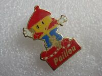 Pin's vintage épinglette Collector publicitaire PAILLOU Lot PN089