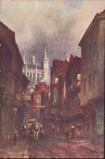York Single Collectable English Postcards