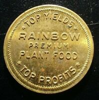 SOUVENIR OF RAINBOW FARM SHOW TOKEN!   BB700XTS2