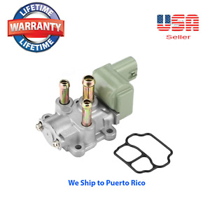 Idle Air Control Valve with Gasket Fits Asuna  Sunfire Geo Prizm Toyota Celica &