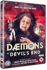 THE DǼMONS OF DEVIL'S END (1993) (Daemons) Dr Who Demons TV Sequel - NEW DVD UK