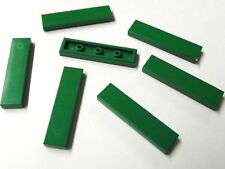 50x New LEGO - 1x4 Tiles Green (#2431) Floor Smooth Grass Flat Finishing Plate