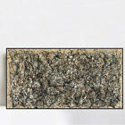 """Framed Canvas Art One Number 31, 1950 by Jackson Pollock Wall Art 20""""x40"""""""