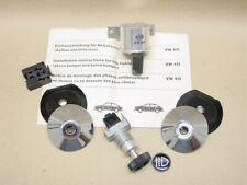 VW 411 Typ 4 .. Montagesatz für Nebelscheinwerfer - Schalter Relais Sockel