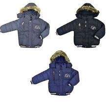 Abrigos y chaquetas de niño de 2 a 16 años de color principal negro de poliéster