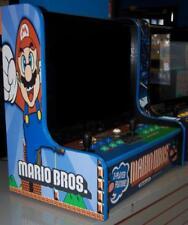 BarTop Jamma Cabinet Multiple Game Arcade! MARIO, Street Fighter, Simpsons X-Men