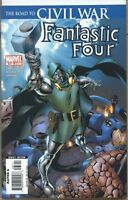 Fantastic Four 1998 series # 537 A near mint comic book