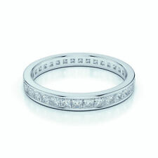 18 Carat Excellent Cut White Gold I1 Fine Diamond Rings