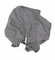 NWT Lululemon Vinyasa Scarf Heathered Silver Grey Black HDS Womens Wrap NEW