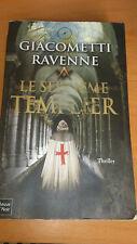 Giacometti & Ravenne - Le septième Templier - Fleuve Noir