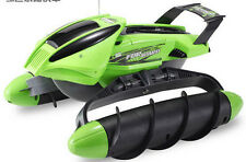 R/C Radio Control Amphibious WATER LAND Vehicle TWISTER Green