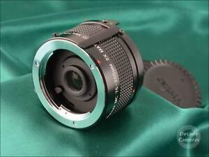 Minolta MD Mount Vivitar Matched 75-205mm 2x Converter - Excellent - 481