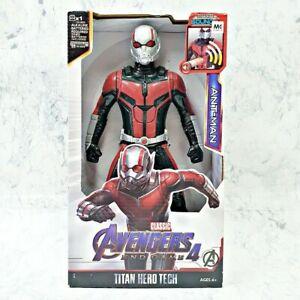 Talking Titan Hero Series ANT-MAN Marvel Infinity War Endgame Action Figures Toy