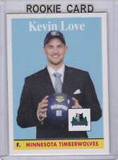 Kevin Love 2008 Topps NBA ROOKIE Basketball RC Card UCLA Minnesota Cleveland