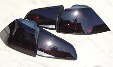 CUSTOM 13-15 VW GTI Mk7 Smoked OEM Tail Lights Black Non led Tinted Custom Paint