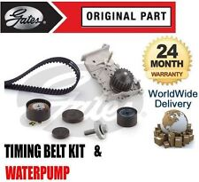 FOR RENAULT GRAND SCENIC 1.6 16V 2006-> TIMING BELT TENSIONER KIT + WATER PUMP