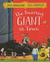 The Smartest Giant in Town, Donaldson, Julia, New,