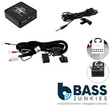 Audi A4 2007-2008 Bluetooth Music Streaming AUX In & Handsfree Car Interface Kit