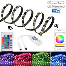 2m 6.6ft RGB LED Strip Light 5V Waterproof for Home Kitchen Room Decor LD1564