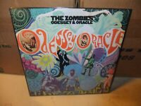 Zombies Odessey & Oracle Sealed New Vinyl LP Reissue 1968 Classic