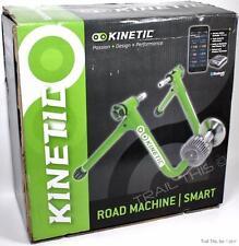 Kurt Kinetic Road Machine Smart 2.0 Fluid Indoor Bike Trainer with InRide Sensor