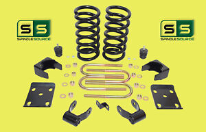 """1997 - 2003 Ford F-150 F150 V6 2WD 3"""" / 5"""" Drop Lowering Kit Coils AC1211"""