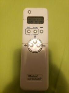 iRobot Scheduler Remote Roomba Discovery Series - TESTED