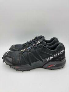 Men's Salomon Speedcross 4 Walking Trekking Running Trainers Size UK8 EU42