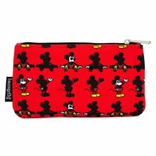 Mickey Mouse Parts AOP Loungefly Nylon Pouch Purse Coin Bag New w/ tags WDCB0642