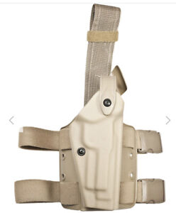 SAFARILAND 6004 SLS TACTICAL LEG HOLSTER BERETTA 92,! MINT IN WRAPPER!